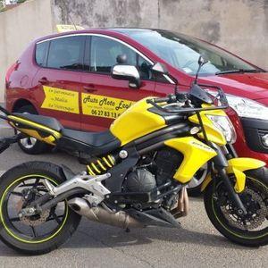 Auto-moto-école Maléa - Galerie photo